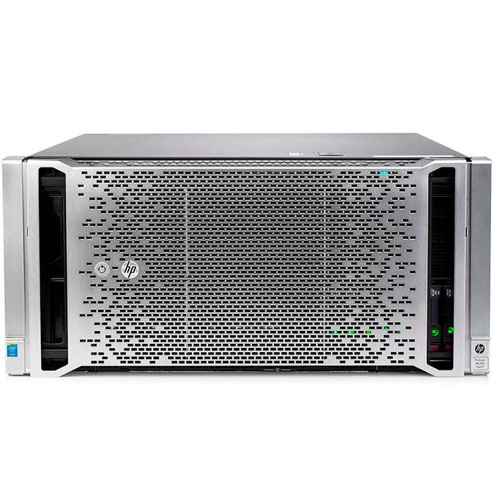 Сервер HPE ProLiant ML350-G9 1xE5-2609v3, 1x16384Mb, 2x300Gb, DVD-RW, 1x500W, 5U (776975-425)