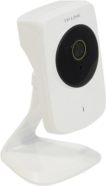 IP-камера TP-Link NC250 3.85мм, настольная, 1Мпикс, CMOS, до 1280x720, ИК подсветка 5.5м, Wi-Fi, 0 °C/+40 °C, белый