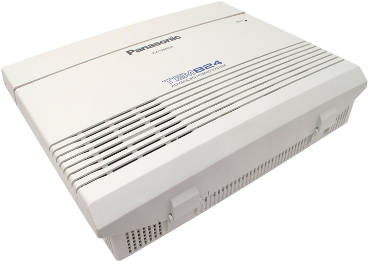 АТС Panasonic KX-TEM824RU