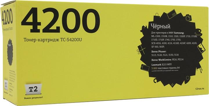 Картридж T2 TC-S4200U для Samsung ML1710/SCX4100/4200/Phaser 3120, 3000 стр., с чипом