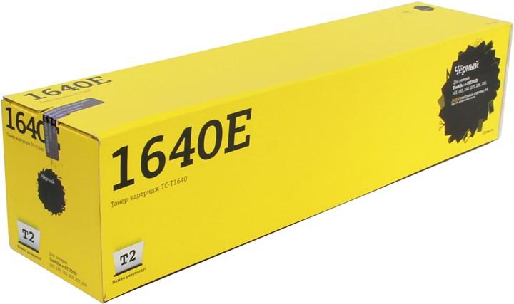 Тонер-картридж T2 TC-T1640 (T1640E) для Toshiba e-STUDIO 163/165/166/203/205/206 24000стр.