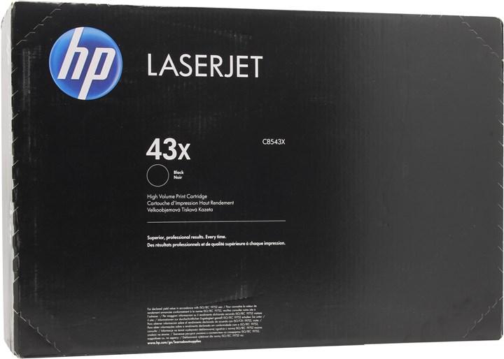 Картридж лазерный HP 43X/C8543X, черный, 1шт., 30000 страниц, оригинальный, для HP LaserJet M9040 / M9050 / 9040dn / 9040n / 9050dn / 9050n / 9000L mfp / 9040 / 9050 / M9059 / 9000 / 9000dn / 9000n / 9040 / 9050 / 9000mfp