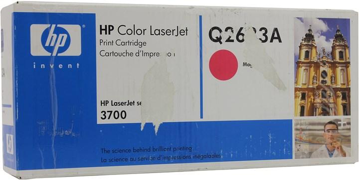 Картридж лазерный HP 311A/Q2683A, пурпурный, 1шт., 6000 страниц, оригинальный, для HP Color LaserJet 3700