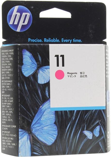 Печатающая головка HP No. 11 Magenta, для 2200/2250, DesignJet 500/800 (C4812A)