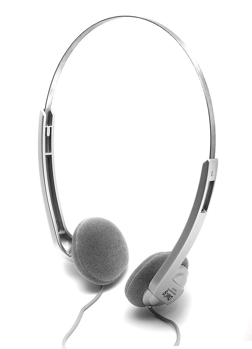 Проводные наушники Dialog M-251HV, mini jack 3.5 mm, черный