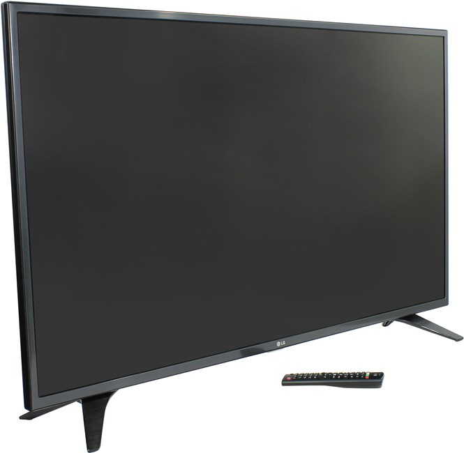 "Телевизор LG 43UH610V, 43"" 3840x2160, DVB-T2/C/S2, HDMI, USB, WiFi, черный"