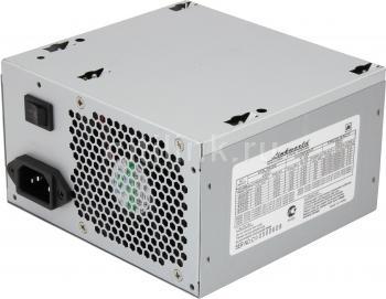 Блок питания 400Вт ATX LinkWorld LW2-400W, 80 мм