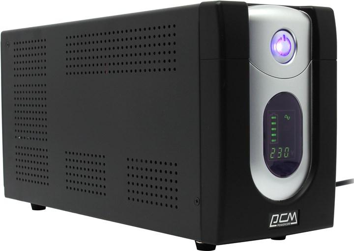 ИБП Powercom Imperial 1500, 1500VA, IEC, черный (IMD-1500AP)